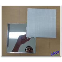 Wholesale Aluminium Safety Processed Mirror Glass Decorative For Wardrobes from china suppliers