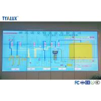 Quality DiD LCD Video Wall , Ultra Narrow Bezel Multi Touch Video Wall Led Backlight for sale