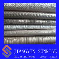 Wholesale Embossed 1.1mm Decorative Leather For Furniture / Garment / Gloves from china suppliers