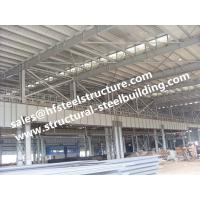 Buy cheap Commercia Steel Structure and Prefabricated Steel Building Contractor General China from wholesalers