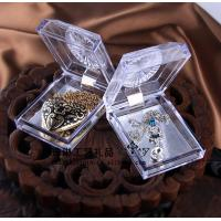 Wholesale Delicate Durable Acrylic Jewelry Display Case Recycyled With Cast Acrylic from china suppliers