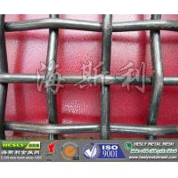 Wholesale crimped wire mesh with hook, Mining crimped wire mesh, heavy duty crimped wire mesh from china suppliers