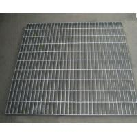 Wholesale 304 316L Stainless Steel Bar Grating , Sidewalk grate 20 x 3mm - 100 x 9mm from china suppliers