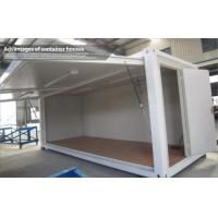 Wholesale Small Folding Storage Container Shop / Portable Modular Houses For Kiosk from china suppliers