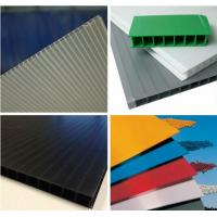Wholesale Recyclable Correx Protection Sheet / Correx Wall Protection Plastic Sheet from china suppliers