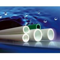 Wholesale Long Life Anti-Bacterial Ppr Plastic Pipe PN10 , Heat Resistant from china suppliers