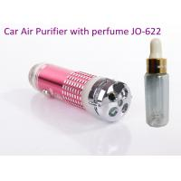 Wholesale Red Hepa Mini Inegative Ionic Car Air Purifiers and Indoor air Filters for ideal gift from china suppliers
