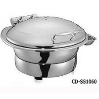 Wholesale Portable Unique Hydraulic Electric Chafing Dishes 8 Quart Capacity Roll Top Chafer from china suppliers