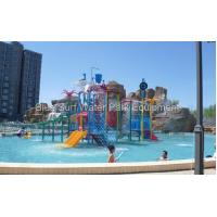 Quality China Heilongjiang  Wave Pool Water Slide  Water Park Equipment ISO 9001 Certification for sale