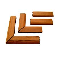 Wholesale Tigerwood corner and straight reducer from china suppliers