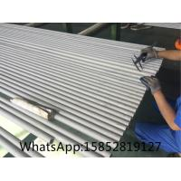 Wholesale Stainless Steel Heat Exchanger Cold Drawn Tubing , Tube For Heat Exchanger from china suppliers