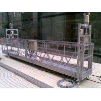 Wholesale High loading capacity Rope Suspended Platform 3m , 5m for Large tank from china suppliers