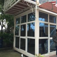 Wholesale Durable Heavy Steel Structure Villa , Apartment Prefabricated Steel House Construction from china suppliers