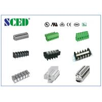 Wholesale 6A - 500A Full Range PCB Mount Terminal Block UL CUL VDE CQC CE Certificates from china suppliers