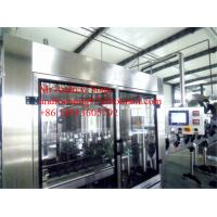 Wholesale Automatic Glass Bottle Wine/ Alcohol / Vodka Filling/Wshing/Capping Machine from china suppliers