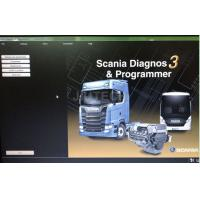 Wholesale Scannia sdp3 2.34 Diagnosis Software for scannia vci2 Scania Diagnos & Programmer3 software from china suppliers
