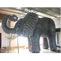 Wholesale Giant Elephants Animal Inflatable Advertising Products Gray Color Customized from china suppliers