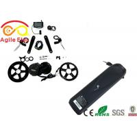 Wholesale 48V 1000W Bafang Mid Electric Bicycle Motor Kit With Hailong Type Battery from china suppliers