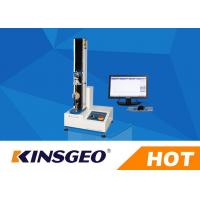 Wholesale 1PH, AC220V, 50/60Hz Bend / Peel / Tensile Strength Test Equipment 5KN With Computer Display from china suppliers