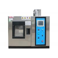 Wholesale Desktop Programmable Temperature Humidity Chamber Grey Stainless Steel from china suppliers