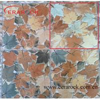 Wholesale Maple leaf design floor tiles from china suppliers