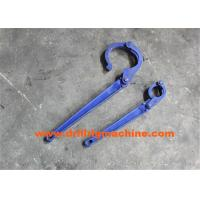 Wholesale Full Grip BQ NQ HQ PQ Drill Rig Parts Inner / Outer Drill Rod Wrench With API / DCDMA Standard from china suppliers