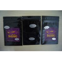 Wholesale Eco-friendly Herbal Incense Packaging 3.5g BIZARRO Black Potpourri from china suppliers