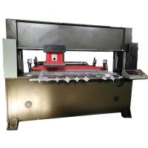 Wholesale Cutting Machine Hydraulic Travelling Head Cutting Machine for sand paper, foam. slipper etc from china suppliers