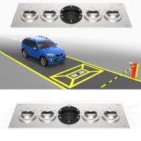 Wholesale Fixed Under Vehicle Bomb Detector Mcd-V9 Automatic Under Vehicle Inspection System from china suppliers