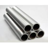 Buy cheap Hot sale Titanium Welded/Seamless Pipe , High Purity Titanium Seamless Tube Gr2, Best price titanium tube for marine from wholesalers