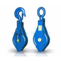 Buy cheap single or double sheave snatch block from wholesalers