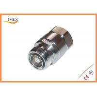 "Wholesale Low PIM DIN-type male female 7/8"" feeder cable connector/RF DIN connector for 7/8"" feeder cable from china suppliers"