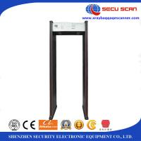Wholesale 10W 18 Zones Portable Walk Through Metal Detectors 12 Months Warranty ISO from china suppliers