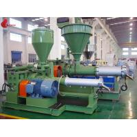 Wholesale High Precision Plastic Pelletizing Machine 38CrMoAIA With 0.015mm Screw Linearity from china suppliers