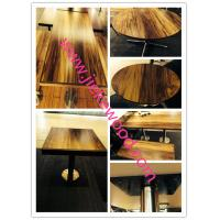 Wholesale sell  Melamine Faced MDF  restaurant table from china suppliers