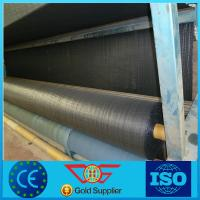 Wholesale Agricultural plastic ground cover woven geotextile fabric with polypropylene from china suppliers