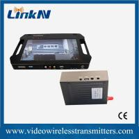 Wholesale AES-128 Bit Encryption Wireless AV Sender Receiver RS232 NLOS Long Range from china suppliers