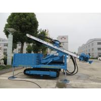 Wholesale Rotary System Drilling Rig Construction , Hydraulic Crawler Drilling Machine from china suppliers