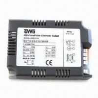 China 70W HID Electronic Ballast with Flicker-free Feature and 3.5 to 4.5kV Ignition Voltage on sale