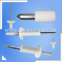 Wholesale IEC/EN 61010 Test Probe Kit of Rigid Test Finger & Test Pins & Test Thorn from china suppliers