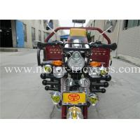 Wholesale Air Cooled Gasoline Tricycle Three Wheel Motorbikes ISO9000 CCC Certification from china suppliers