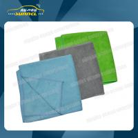 Wholesale OEM / ODM Colorful Microfiber Cloth For Car Wash Custome Logo from china suppliers