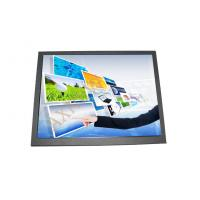 Quality Thin Vertical Industrial LCD Touch Screen Monitor 300cd/m^2 Brightness for sale