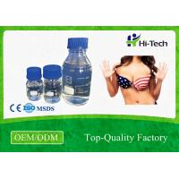 Wholesale 100ml 500ml Bottle OEM Injectable Hyaluronic Acid Dermal Filler Sodium High Molecular HA from china suppliers