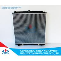 Wholesale Aluminium Radiator Fits for NISSAN NAVARA'05-AT Auto Spare Part from china suppliers