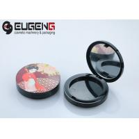 Wholesale Beautiful 3D Printing Empty Compact Powder Case Eyeshadow Palette With Mirror from china suppliers