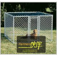 Wholesale China supplier export chain link fence,used for dog runs dog kennels for sale from china suppliers