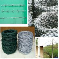 Wholesale barbed wire Razor barbed wire from china suppliers