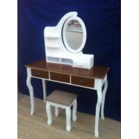 Wholesale Luxurious Mirror Furniture Dressing Table from china suppliers