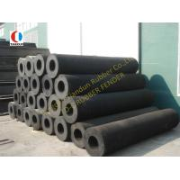 Wholesale Cylindrical Anchor Marine Fender Black For Berthing Protection from china suppliers